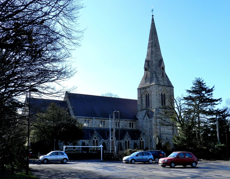 Christ Church, Southgate