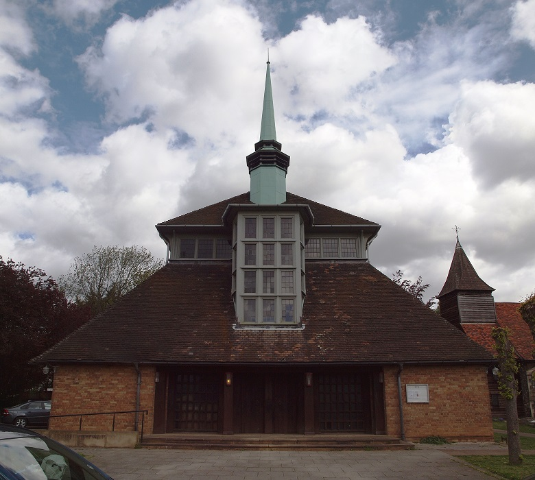 Holy Cross Greenford New Church
