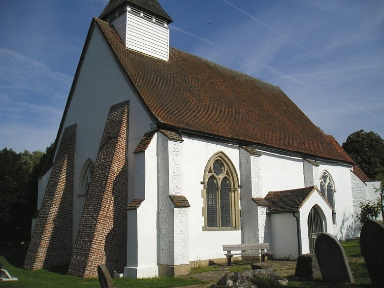 St Mary the Virgin, Northolt 2