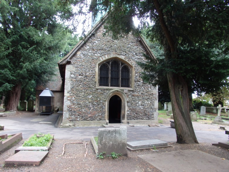 St Andrew Old church Kingsbury