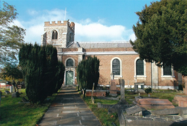 St Lawrence Little Stanmore 2