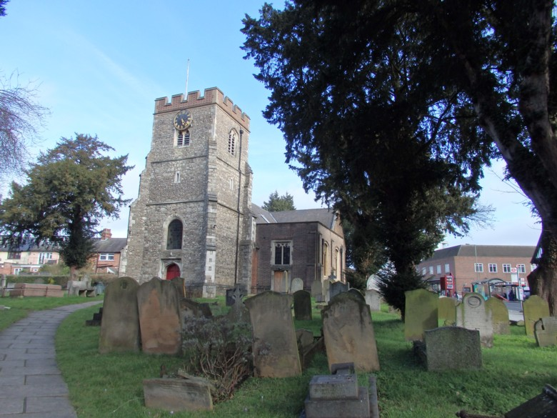 St Margaret of Antioch Edgware